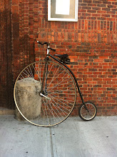Photo: Penny Farthing