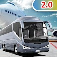 Bus Simulator Game 2020:Airport City Driving-2 apk