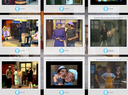 Vídeos do Chaves TV- screenshot thumbnail