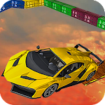 Impossible Tracks Car Drive 3D Icon