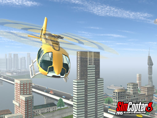 Helicopter Simulator SimCopter 2015 Free  screenshots 10