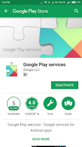 Play Services Update Error Fixed screenshot 6