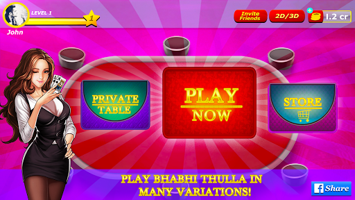 Bhabhi Thulla Online - 2018 Multiplayer cards game  gameplay | by HackJr.Pw 14