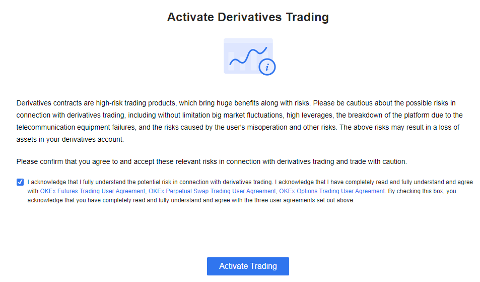 Activate Options Trading
