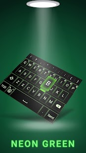 Emoji Smart Neon keyboard- screenshot thumbnail