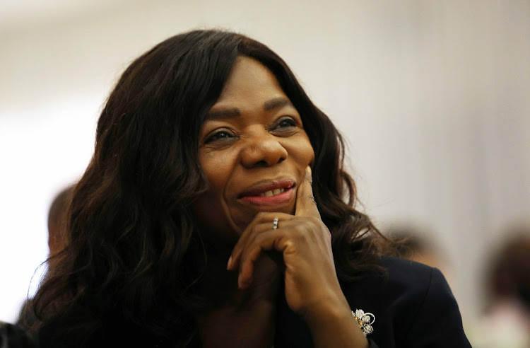 Former public protector Thuli Madonsela is being honoured by France. File photo.