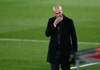 """Zidane vit-il son dernier match au Real ? """"Jamais pensé que j'étais intouchable"""""""