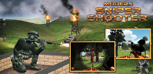 Modern Sniper shooter for PC