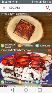So Delicious Tasty Recipes- screenshot thumbnail
