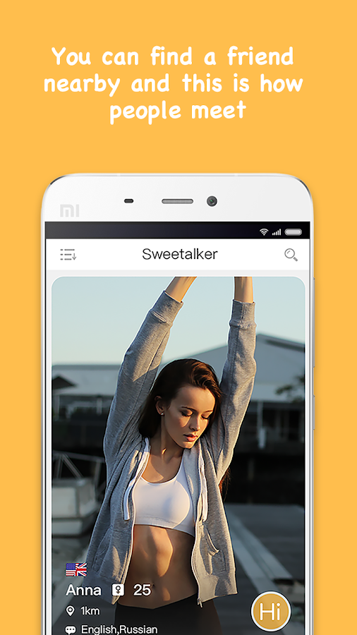 Sweetalk- screenshot