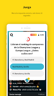 Quizers - Live Trivia Screenshot