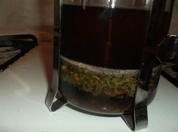 Hibiscus Rose Hip Tea