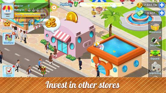 My Supermarket Story : Store tycoon Simulation 16
