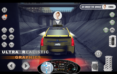 Amazing Taxi Sim 2020 Pro 3
