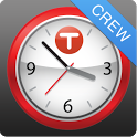 Crew Time Tracker by TSheets icon