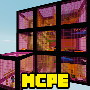 The Cube Escape MCPE map for PC