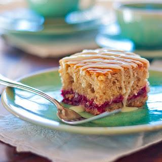 Gluten Free Cranberry Coffeecake