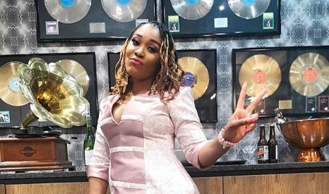 Lady Zamar's journey as she struggled with acne was not an easy one.