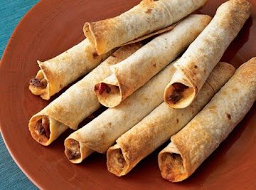 Easy Beef Taquitos Recipe