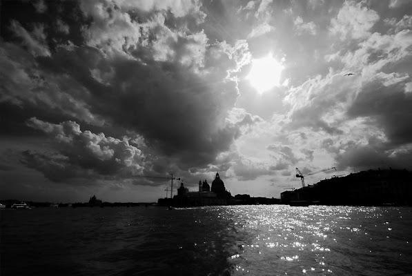 Venice on the Clouds di Lorenza Cini