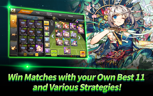 Soccer Spirits  gameplay | by HackJr.Pw 16