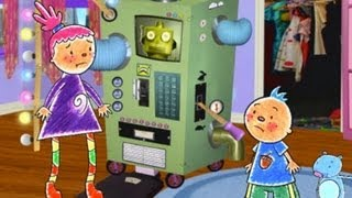Tyler's Tall O'Meter/Pinky Dinky Doo and the Cloud People