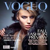 Magazine Cover Generator