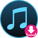 Free Music Downloader & Mp3 download Player icon