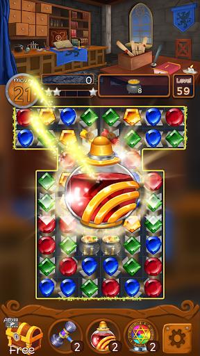 Jewels Magic Kingdom: Match-3 puzzle 1.3.12 screenshots 6