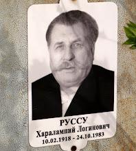 Photo: Руссу Харламий Логинович (1918-1983)