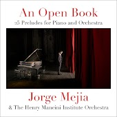 An Open Book: 25 Preludes for Piano and Orchestra