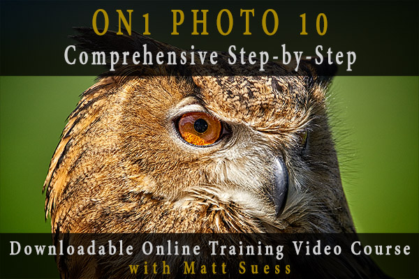 ON1 Photo 10 Training Video Course