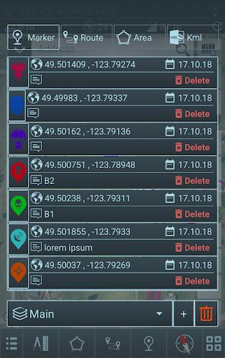 Mgrs & Utm Map Pro  screenshots 5