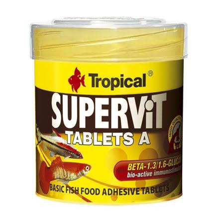 Tropical Supervit Tablets A 35g/50ml