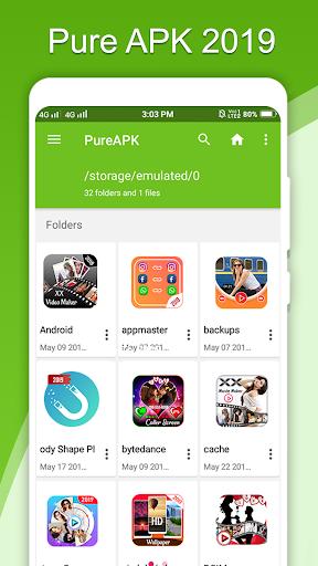 PureAPK File Manager screenshot 3