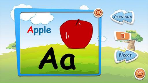 Alphabet puzzles & flash cards 1.1 screenshots 9