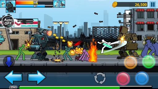 Anger Of Stick 4  APK MOD screenshots 6