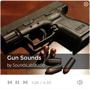 Gun Sounds- screenshot thumbnail