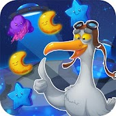 Star Zap: Birds Match 3 Game