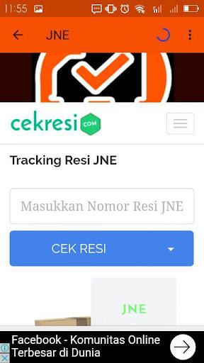Download Cek Resi Ekspedisi Indonesia Google Play Softwares