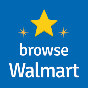 Browser for Walmart Shopping