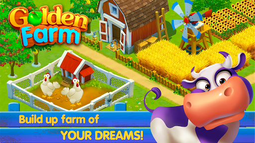 Golden Farm : Idle Farming Game for Android apk 8