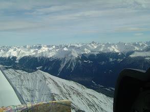 Photo: Multiple high tops in the Swiss Alps http://www.swiss-flight.net