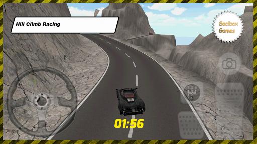 完美的爬坡赛车游戏