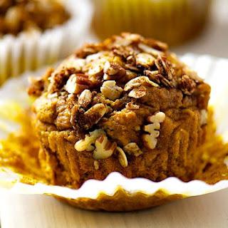 Peanut Butter Pumpkin Muffins Recipe