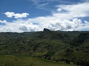 Photo: w drodze na quilotoa loop