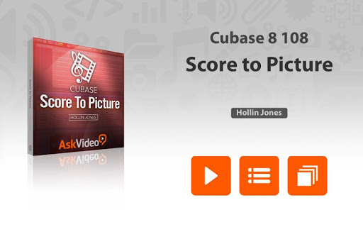 Scoring Course For Cubase