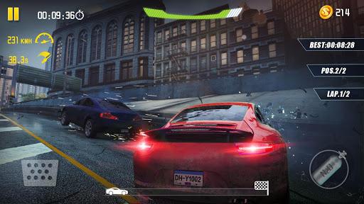 4-Wheel City Drifting  image 1
