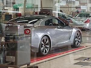 NISSAN GT-R R35 プレミアムエディション・MY08のカスタム事例画像 トウヤさんの2019年06月27日14:48の投稿