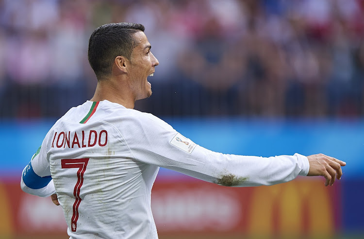 Portugal skipper Ronaldo scored the solitary goal as his side yesterday dumped Morocco out of the World Cup in Moscow.